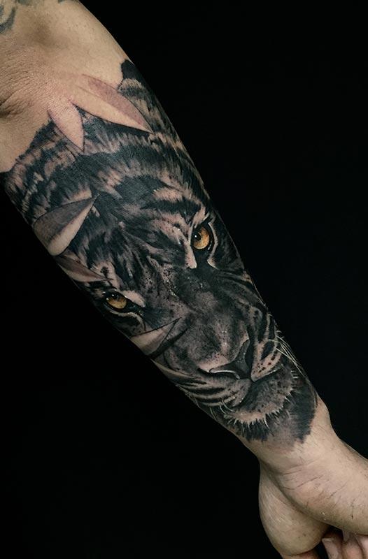 tatuajes de realismo