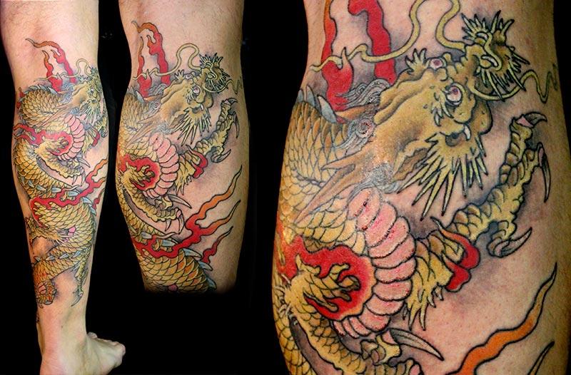 japanese tattoo jeroni