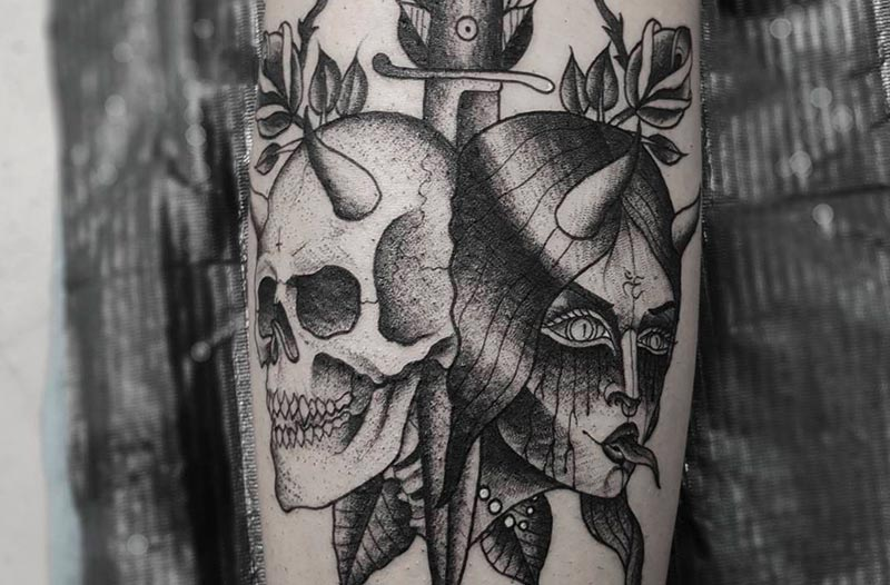 tatuaje oscuro valencia
