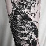 tatuaje muerte valencia