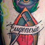 tatajes neotradicionales en valencia Joan
