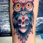 new school tattoo valencia