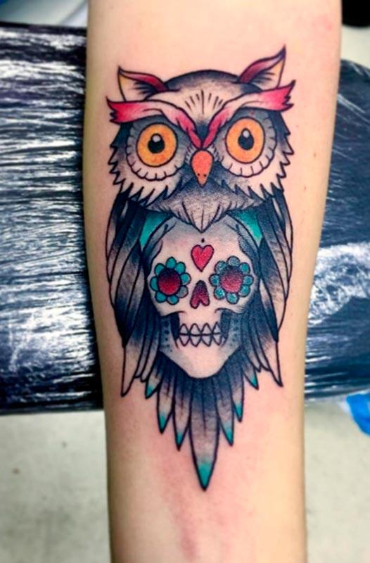 New School Tattoo Valencia Joan Estudio Tatuajes Y Piercings
