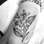 tatuaje organico valencia